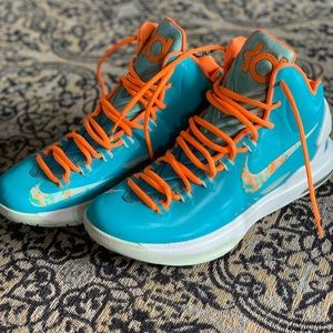 Nike Shoes - Nike KD Easter b'ball shoes men's sz 10